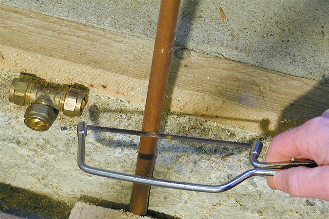 Riparazioni impianto idraulico